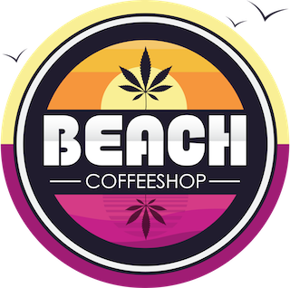 Beach Coffeeshop Logo
